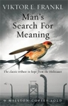 (P/B) MAN'S SEARCH FOR MEANING