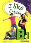 I LIKE ENGLISH B1, COURSEBOOK (+i-BOOK)