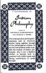 (P/B) A SOURCE BOOK IN INDIAN PHILOSOPHY