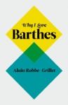 (P/B) WHY I LOVE BARTHES
