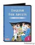 6CD - ENGLISH FOR ADULTS 1 COURSEBOOK