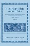 (H/B) DEMOSTHENIS: ORATIONES III