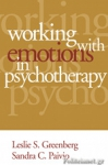 (P/B) WORKING WITH EMOTIONS IN PSYCHOTHERAPY