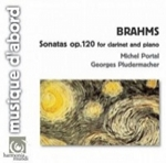 (CD) SONATAS OP.120 FOR CLARINET AND PIANO