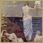 (CD) SONATE POUR FLUTE, ALTO ET HARPE - SYRINX - CHANSONS DE BILITIS