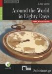 AROUND THE WORLD IN EIGHTY DAYS (+AUDIO-CD)