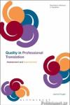 (P/B) QUALITY IN PROFESSIONAL TRANSLATION