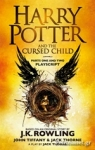(P/B) HARRY POTTER AND THE CURSED CHILD (PARTS ONE AND TWO)