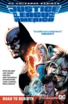 (P/B) JUSTICE LEAGUE OF AMERICA