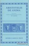 (H/B) ARISTOTLE: DE ANIMA