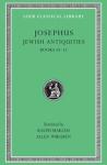(H/B) JOSEPHUS (VOLUME X)