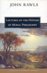 (P/B) LECTURES ON THE HISTORY OF MORAL PHILOSOPHY