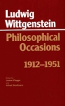 (P/B) PHILOSOPHICAL OCCASIONS