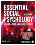 (P/B) ESSENTIAL SOCIAL PSYCHOLOGY