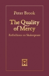 (H/B) THE QUALITY OF MERCY