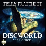 DISCWORLD ANK MORPORK