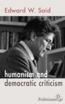 (P/B) HUMANISM AND DEMOCRATRIC CRITICISM