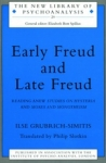 (P/B) EARLY FREUD AND LATE FREUD