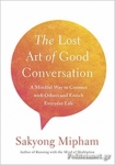 (H/B) THE LOST ART OF GOOD CONVERSATION