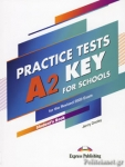 KEY FOR SCHOOLS A2 PRACTICE TESTS (+DOWNLOADABLE CODE)