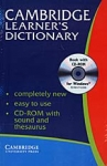 CAMBRIDGE LEARNER'S DICTIONARY (+CD-ROM FOR WINDOWS)