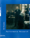 PERFORMANCE RESEARCH, VOLUME 16, ISSUE 1, MARCH 2011