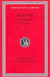 (H/B) MARTIAL: EPIGRAMS (VOLUME I)