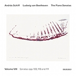(CD) THE PIANO SONATAS, VOLUME VIII: SONATAS opp. 109, 110 and 111