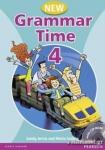 NEW GRAMMAR TIME 4 (+CD-ROM)