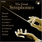 (25-CD SET) THE GREAT SYMPHONIES