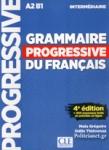 GRAMMAIRE PROGRESSIVE DU FRANCAIS, A2-B1, INTERMEDIARE (+CD)