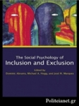 (P/B) SOCIAL PSYCHOLOGY OF INCLUSION AND EXCLUSION