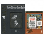DUKE ELLINGTON - COUNT BASIE (+CD)