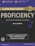 CAMBRIDGE ENGLISH PROFICIENCY 2 (+CD DOWNLOADABLE)