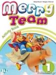 MERRY TEAM 1 - ACTIVITY BOOK (+CD)