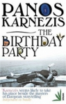 (P/B) THE BIRTHDAY PARTY
