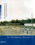 PERFORMANCE RESEARCH, VOLUME 16, ISSUE 3, SEPTEMBER 2011