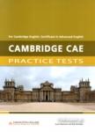 CAMBRIDGE CAE PRACTICE TESTS, STUDENT'S