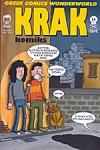 KRAK KOMIKS, ΤΕΥΧΟΣ 3