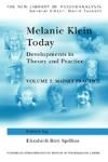 (P/B) MELANIE KLEIN TODAY (VOLUME 2)