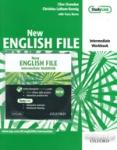 NEW ENGLISH FILE (+MULTI-ROM)