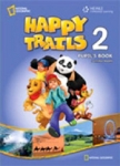 HAPPY TRAILS 2 (FCE) PUPIL'S (+CD)