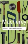 (P/B) A THEORY OF LITERARY PRODUCTION