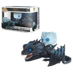 GAME OF THRONES - NIGHT KING & ICY VISERION #58 (GLOWS IN THE DARK)