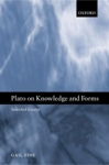 (P/B) PLATO ON KNOWLEDGE AND FORMS