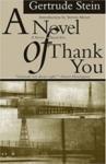 (P/B) A NOVEL OF THANK YOU