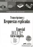 ESPECIAL DELE B2 CURSO COMPLETO (+2 CDs AUDIO)
