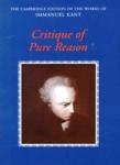 (P/B) CRITIQUE OF PURE REASON