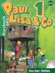 PAUL, LISA UND CO 1 KURSBUCH A1/1 (+CD)