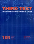 THIRD TEXT, VOLUME 109, ISSUE 25/2, MARCH 2011